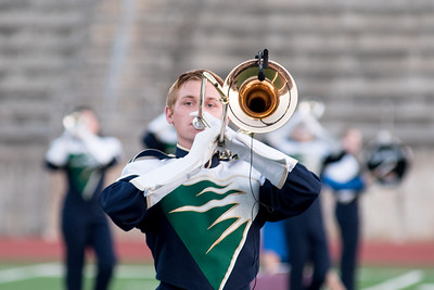 Marching Band, Color Guard, Drum Line