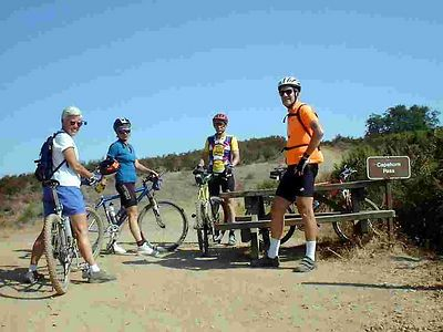 Almaden Quicksilver County Park Bike
