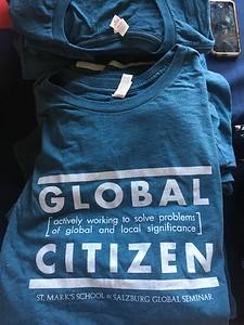 Global Citizenship Institute 2017