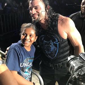 Roman Reigns - WWE Live Panama (Aug. 2019)
