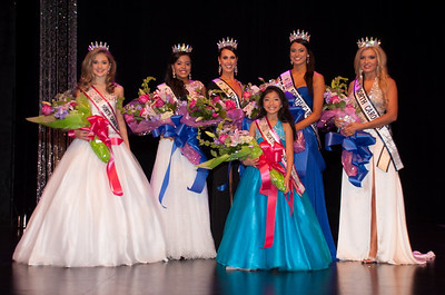 Miss NC & SC United States 2014 Pageant
