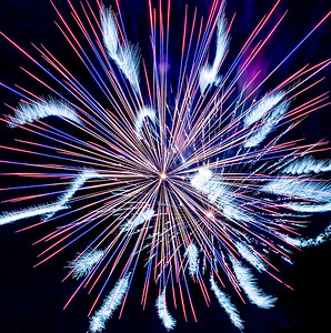 Fabulous Fireworks and Greeley Friends - July 2015