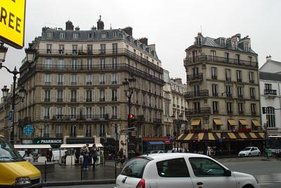Day 6- Montmartre, Sacre-Coeur