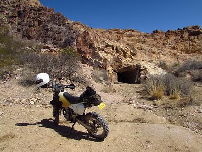 Lemitar-Gordy's Hill-Quebradas area DS Ride  3-21-21
