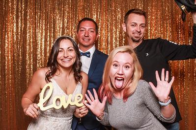2020.01.25 - Chris and Anna's Wedding, Carmelo's Restaurant, Punta Gorda, FL
