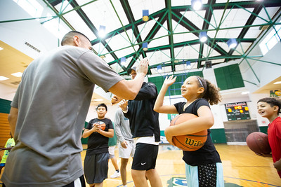 Montwood HS Basketball Camp
