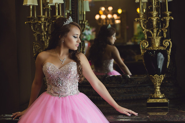 Jocelyn Quinceanera Portraits