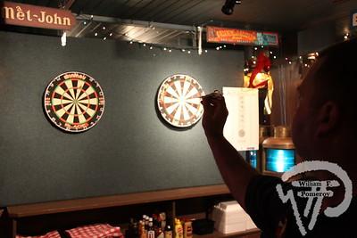 LAND HO! — darts ● Harwich, MA 12 . 26 - 2012