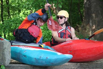 Kayaking Intro 5/16/21