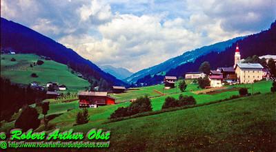 DWS RV: Gail River Valley (Europe Austria)