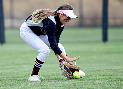 Photos: Silver Creek Falls to Golden in 4A Softball Semi Final