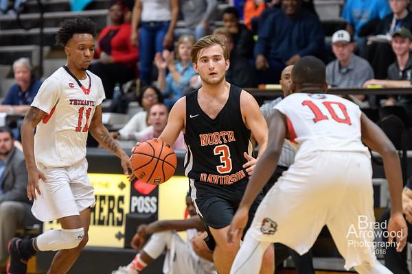 NDHS Basketball vs Thomasville Conference Tournament