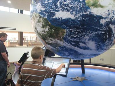Global Ministry Center, Lenexa KS, Oct 7 2008