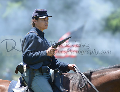 2017 Waynesville Old Settler's Day Civil War Reenactment