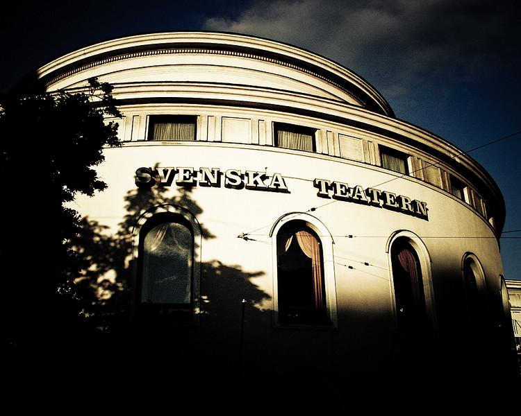 Svenska Teatern, Swedish Theater