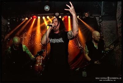 Facebreaker -  Luciferian Society  Kafé 44 15/5 2009