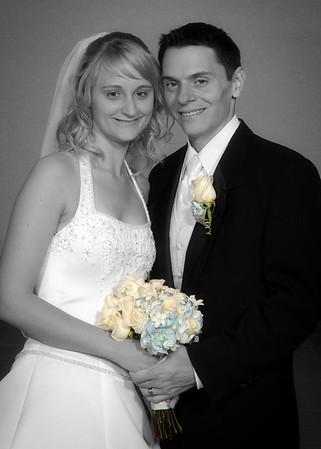 Dee Dee & Pat -- July 07, 2007 B&W