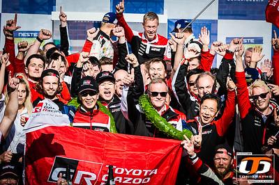 01.-04.08.2019 | Rally Finland 2019, Jyväskylä