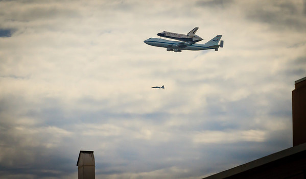 Space Shuttle Discovery - Final Flight