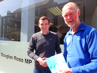 Meeting with Douglas Ross MP