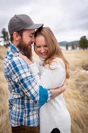 Colleen + Josh Engagement