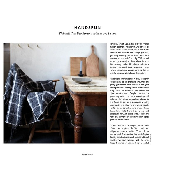 Selvedge Magazine - Issue #74 - January/February 2017