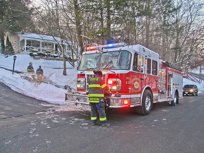 1-30-11 Smoke In A Residence, Aqueduct Road