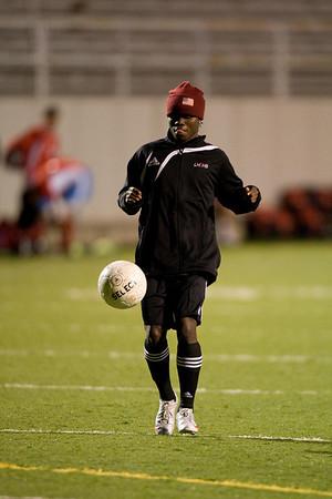Mens Soccer - Skyline 1-26-10