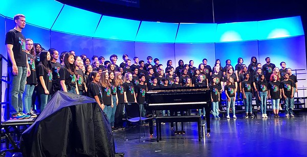 International Middle School Honor Mixed Choir
