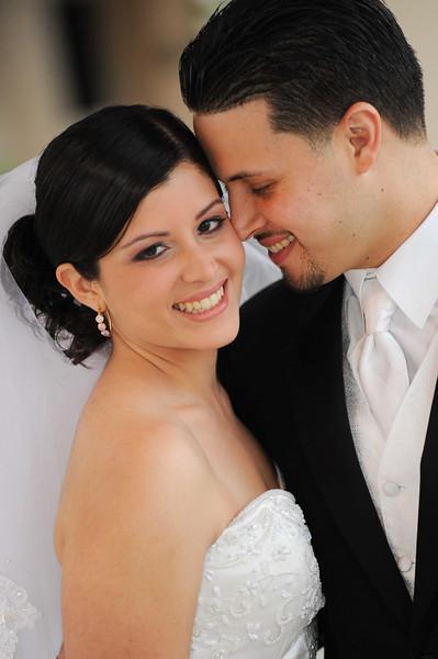 Nicole and Marvin's Wedding