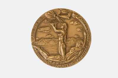 David Smith Cast Medallions