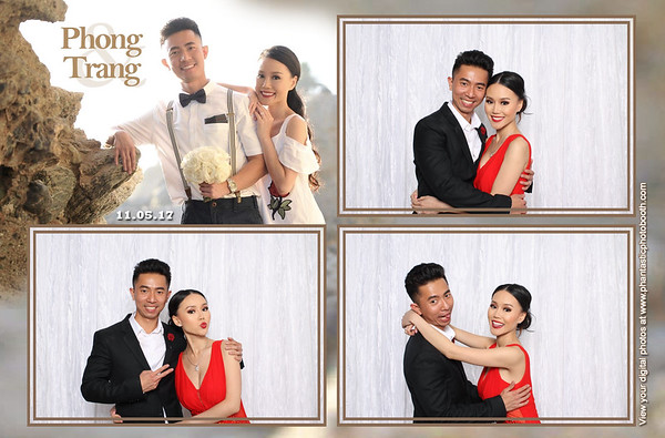 Phong & Trang Wedding