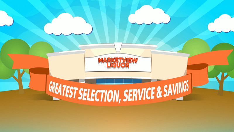 Marketview Liquor Services Provided: Motion Graphics, Editing