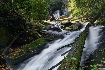 Upper Ammons Branch Falls