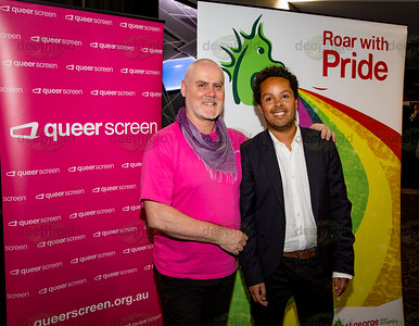 Queer Screen Fest Launch 220915