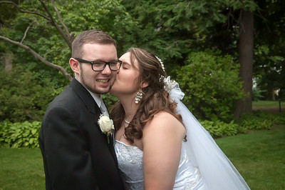 Sarah and Spencer - Aug 9 2014