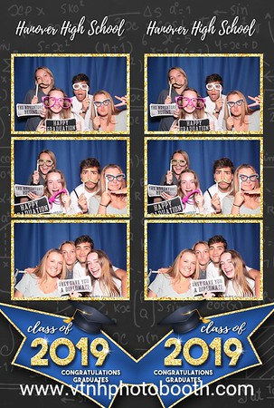 Photo Strips - 6/14/19 - Hanover Project Grad