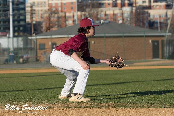 BI Baseball vs. PVI - March 26, 2019