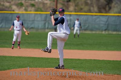 Baseball SVB vs Uintah 4-19-2011