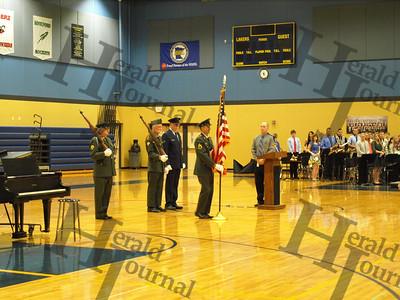 Howard Lake Veterans Day