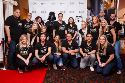 Beer Home Team SOLO Premiere - Team Photos