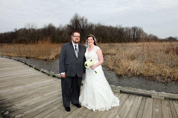 Bucksten - Bride and Groom