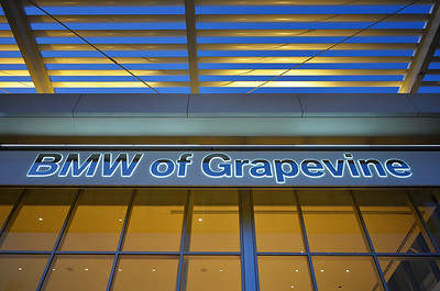 Tour of BMW of Grapevine