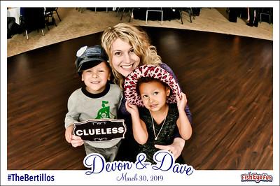 3/30/19 - Devon & Dave