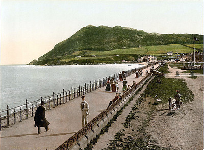 Irish Postcards
