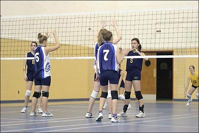 2004-05 Women's Volleyball