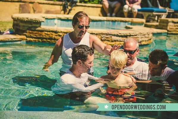 Jacob (TRC Baptism 2014)
