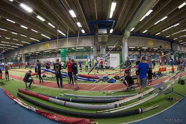 Finnish Nationals in Indoor Multievents 2019, Day 2