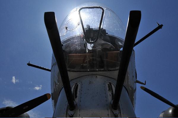 B-17G-VE, Aluminum Overcast, 2010