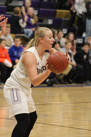 Durand girls' hoops vs St. Croix Central, Feb. 11, 2019